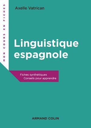 Téléchargez le livre :  Linguistique espagnole