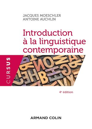 Téléchargez le livre :  Introduction à la linguistique contemporaine - 4e éd.
