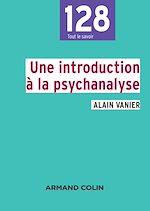 Télécharger le livre :  Une introduction à la psychanalyse