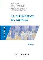 Télécharger le livre :  La dissertation en histoire