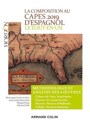 Téléchargez le livre :  La composition au CAPES 2019 d'espagnol - Le tout-en-un