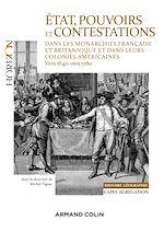 Télécharger le livre :  État, pouvoirs et contestations dans les monarchies française et britannique