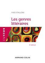 Télécharger le livre :  Les genres littéraires - 3e éd.