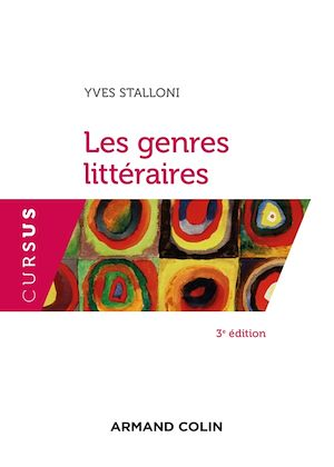 Téléchargez le livre :  Les genres littéraires - 3e éd.