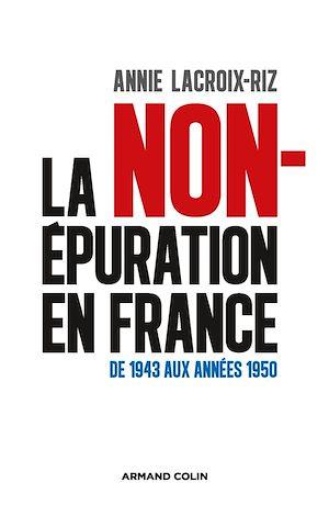 Téléchargez le livre :  La non-épuration en France