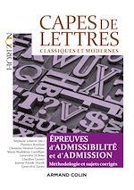Télécharger le livre :  CAPES de Lettres - 3éd.