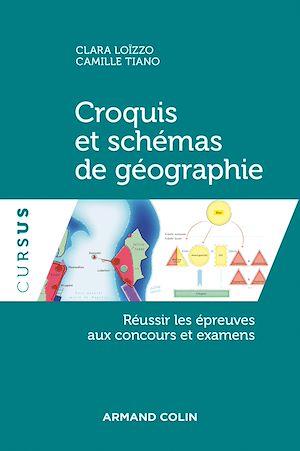 Téléchargez le livre :  Croquis et schémas de géographie