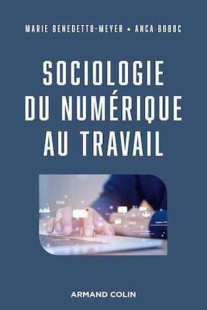 Téléchargez le livre :  Sociologie du numérique au travail
