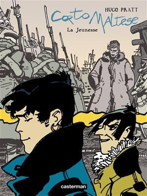 Téléchargez le livre :  Corto Maltese - Nouvelle édition, recueils en couleurs - Tome 1 - La jeunesse