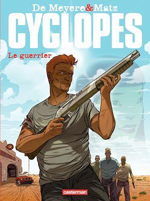Téléchargez le livre :  Cyclopes (Tome 4)  - Le Guerrier