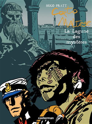 Téléchargez le livre :  Corto Maltese - Nouvelle édition, recueils en couleurs - Tome 6 - La lagune des mystères