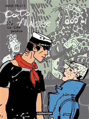 Téléchargez le livre :  Corto Maltese - Nouvelle édition, recueils en couleurs - Tome 14 - Mu