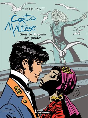 Téléchargez le livre :  Corto Maltese - Nouvelle édition, recueils en couleurs - Tome 4 - Sous le drapeau des pirates