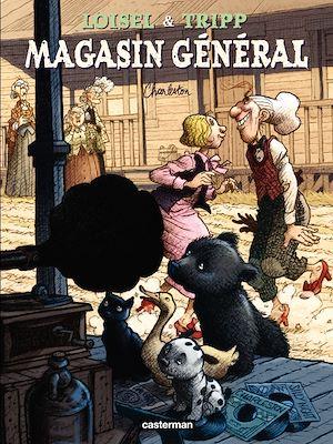 Téléchargez le livre :  Magasin Général – tome 7 - Charleston