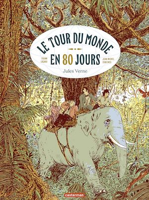 Téléchargez le livre :  Le Tour du monde en 80 jours