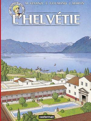 Téléchargez le livre :  Les voyages d'Alix - L'Helvétie