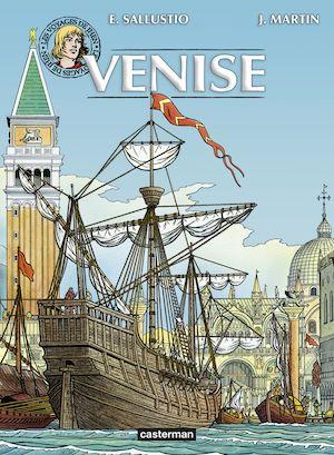 Téléchargez le livre :  Les voyages de Jhen - Venise
