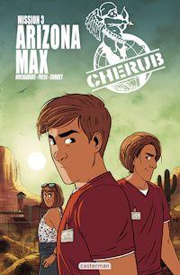 Télécharger le livre : Cherub, la BD (Mission 3) - Arizona Max