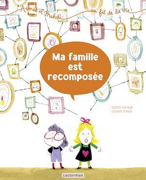 Téléchargez le livre :  Aimée et Mehdi... au fil de la vie (Tome 4)  - Ma famille est recomposée