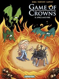 Télécharger le livre : Game of Crowns (Tome 2) - Spice and Fire