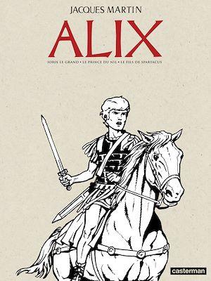 Téléchargez le livre :  Alix - L'Intégrale N&B (Livre 2)