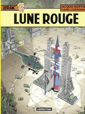 Téléchargez le livre :  Lefranc (Tome 30) - Lune Rouge