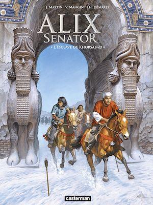 Téléchargez le livre :  Alix Senator (Tome 11) - L'Esclave de Khorsabad