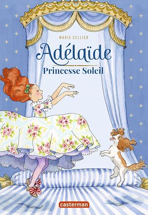 Téléchargez le livre :  Adélaïde, princesse Soleil