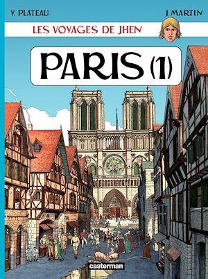 Téléchargez le livre :  Les voyages de Jhen - Paris (Tome 1)
