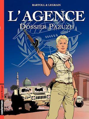 Téléchargez le livre :  L'Agence (Tome 2) - Dossier Pazuzu