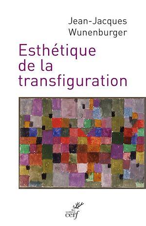Téléchargez le livre :  Esthétique de la transfiguration