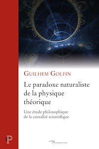 Télécharger le livre : Le paradoxe naturaliste de la physique théorique