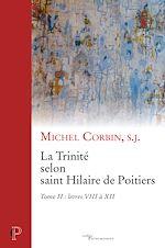 Télécharger cet ebook : La Trinité selon saint Hilaire de Poitiers