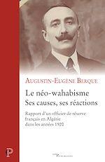 Télécharger le livre :  Le néo-wahabisme. Ses causes, ses réactions
