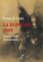 Télécharger le livre :  La littérature pure