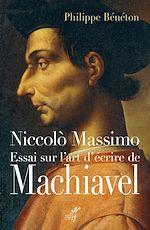 Télécharger le livre :  Niccolò Massimo