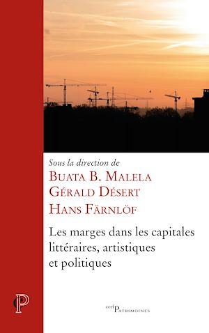 Téléchargez le livre :  Les marges dans les capitales littéraires, artistiques et politiques