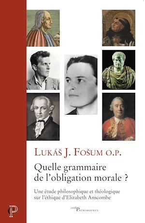 Téléchargez le livre :  Quelle grammaire de l'obligation morale ? - Une étude philosophique et théologique sur l'éthique d'E