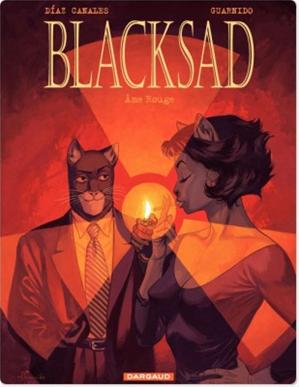 Téléchargez le livre :  Blacksad - tome 3 - Ame rouge