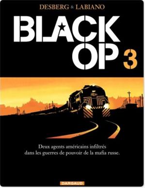 Téléchargez le livre :  Black Op - Tome 3