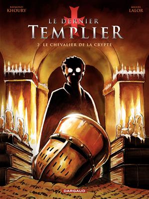 Téléchargez le livre :  Le Dernier Templier - Saison 1 - Tome 2