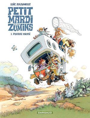 Téléchargez le livre :  Petitmardi et Les Zumins  - Tome 1 - Passage obligé
