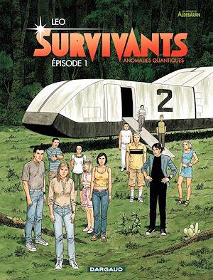 Téléchargez le livre :  Survivants - tome 1 - épisode 1