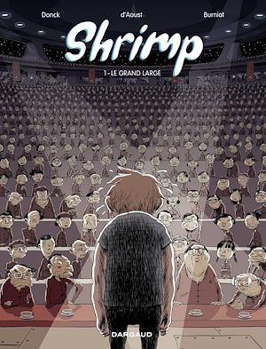 Téléchargez le livre :  Shrimp - Tome 1 - Le grand Large