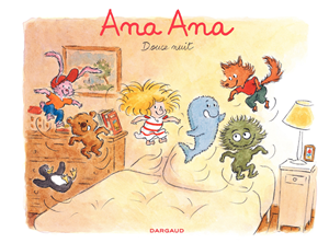 Téléchargez le livre :  Ana Ana - tome 1 - Douce nuit