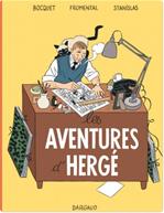Télécharger le livre :  Aventures d'Hergé (Les) - Les Aventures d'Hergé - nouvelle édition augmentée 1