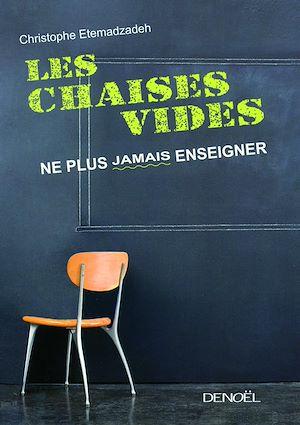 Téléchargez le livre :  Les Chaises vides