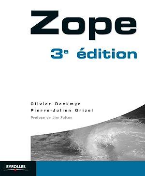 Téléchargez le livre :  Zope