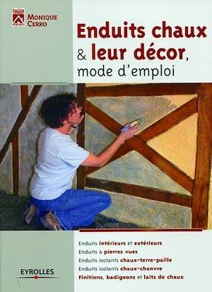 Téléchargez le livre :  Enduits chaux et leur décor, mode d'emploi