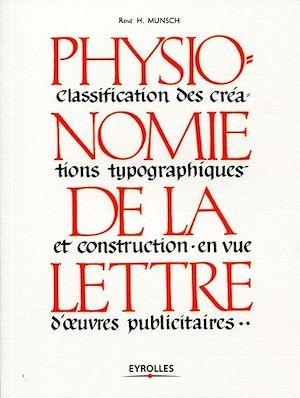 Téléchargez le livre :  Physionomie de la lettre
